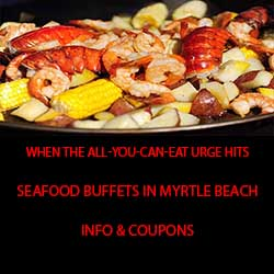 Seafood Buffets Myrtle Beach